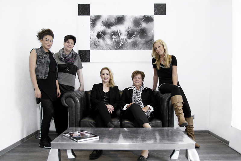 Haircouture essen team